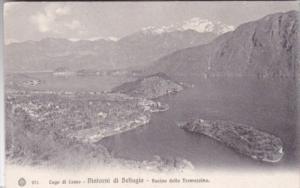 Italy Lago di Como Dintorno di Bellagio Bacino della Tremezzino