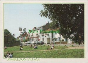 London Postcard - Wimbledon Village RR10702