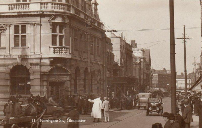 RP: GLOUCESTER , England , 1900-10s ; Northgate Street