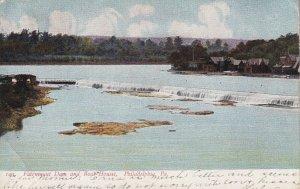 PHILADELPHIA, Pennsylvania, PU-1909; Fairmount Dam And Boat Houses