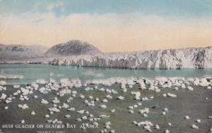 GLACIER BAY, Alaska; Muir Glacier, 1900-10s