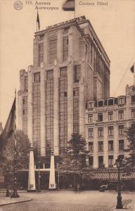Century Hotel , Anvers / Antwerpen , Belgium , PU-1939