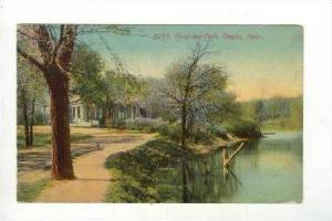 Riverview Park, Omaha, Nebraska, PU-1913