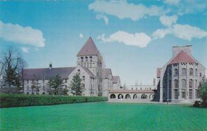 Le Noviciat C.S.V., Joliette, Quebec, Canada, 1940-1960s