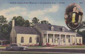 Florida White Springs Museum Stephen Foster Memorial On The Suwannee River