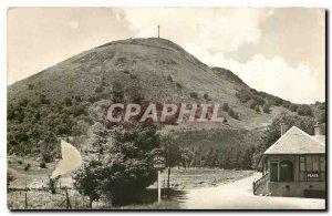 Old Postcard Puy de Dome Peage