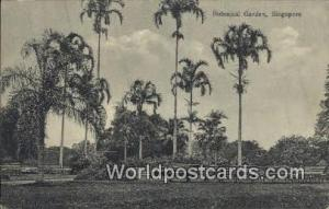 Singapore, Singapura Botanical Garden Botanical Garden