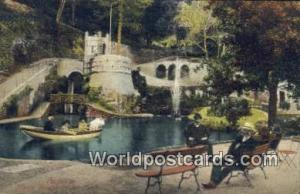 Portuguese Postcard Monte Palace Hotel, Madeira, Portugal  Monte Palace Hotel