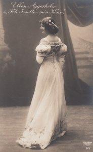 RP: THEATRE / Theater ; Actress ; Ellen Aggerholm i Frk Josette - min Kone,...