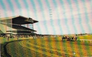 Canada Manitoba Winnipeg Assiniboia Downs Horse Racing 1968
