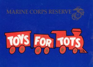 Marine Corps Reserve , Toys For Tots , 60-70s