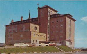Exterior View, L'Hopital Hotel-Dieu de Hauterive, Cte Saguenay, Hauterive, Qu...