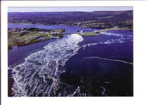 Annapolis River Tidal Generating Station, Nova Scotia, The Herald