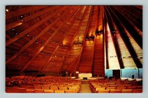 Manitoba- Canada, St Boniface, Precious Blood Church, Chrome Postcard