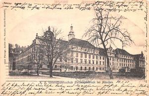 Munchen Germany KB Unteroftiziersschule Furstenfeldbruck Munchen KB Unterofti...