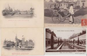 EXPOSITIONS FRANCE BELGIUM BELGIQUE UK 1000 CPA (mostly pre-1940)