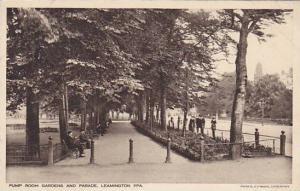 RP; Pump Room Gardens and Parade, Leamington Spa, England, United Kingdom, 10...