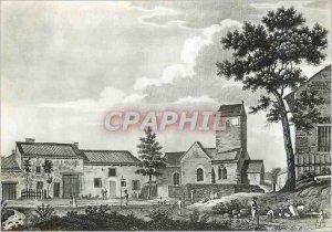 Postcard Modern Domremy (Vosges) The Edge of the Maison de Jeanne d'Arc