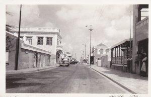 RP: Street View , Aruba , D.W.I. , 1930-40s