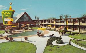 Swimming Pool, The Holiday Inn Hotel, Montreal, Quebec, Canada, 40-60´s