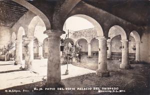 RP, Patio Del Viejo Palacio Del Obispado , MONTERREY N.L., Mexico , 30-40s