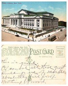 Public Library, New York