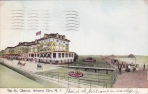 The St Charles Hotel Atlantic City New Jersey 1911