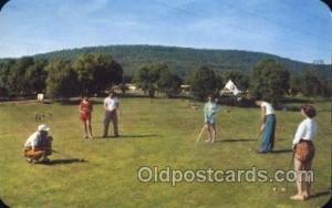 Fernwood Golf Links Golf Postcard Postcards  Fernwood Golf Links
