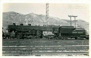Railroad, , Union Pacific, Engine Number 5311, Train, RPPC
