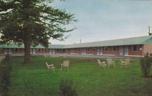Exterior,Colonial Motel ,Yonge Street ,Richvale,Ontario,Canada ,40-60s