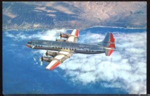 Aviation Airplane American Airlines Jet Powered Lockheed Electra