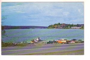 Dock, Cars, Highway, Elliot Lake, Ontario, Sudbury News