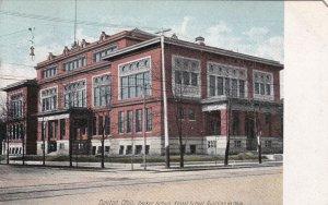 DAYTON, Ohio, PU-1907; Parker School