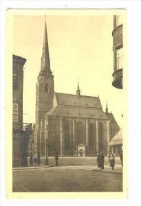 RP  Plzen.-Borromejsky chram, Czech Republic, PU-1921