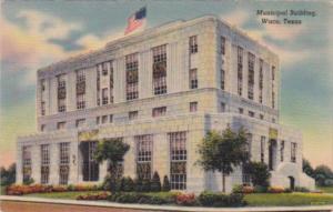 Texas Waco The Municipal Building