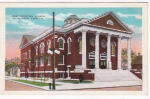 Kansas Hutchinson First Christian Church