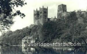 United Kingdom, UK, England, Great Britain Durham Cathedral Prebends Bridge P...
