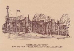 Pillar and Post Inn - Hotel - Niagara-on-the-Lake, Ontario, Canada