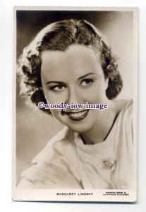 b4666 - Film Actress - Margaret Lindsay, Warner Bros No.84 - postcard