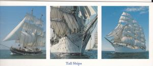 Postcard Tall Ships Images & Impressions