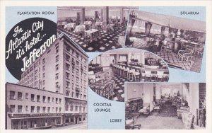 Hotel Jefferson Multi View Atlantic City New Jersey