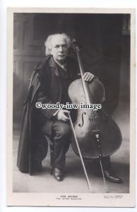 su3068 - Actor Musician - Van Bienne - postcard