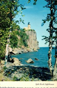 Minnesota Split Rock State Park Split Rock Lighthouse