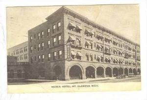 Medea Hotel, Mt. Clemens, Michigan, 1908