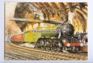 ry1646 - No.60096, Papyrus at York in the 1960s, Artist - J.Storey - postcard