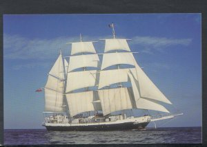 Shipping Postcard - S.T.S.Lord Nelson 181 Foot 400 Ton Barque  T5436