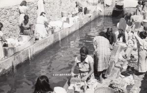 RP, Mujeres Lavando Ropa, Taxco, Gro., Mexico, 1930-1950s