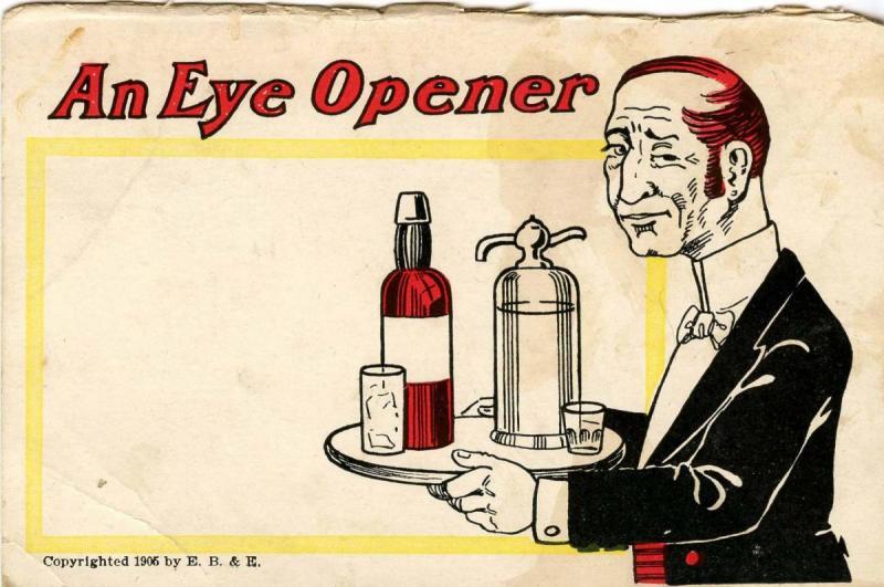 An eye opener
