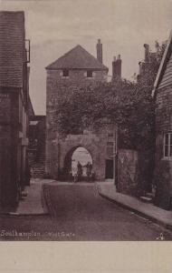 West Gate, Southampton (Hampshire), England, UK, 00-10s