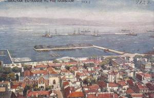 Entrance to the Harbour, Gibraltar, 00-10s